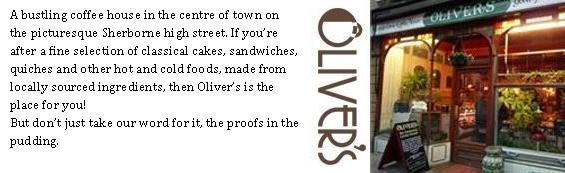 Olivers blurb